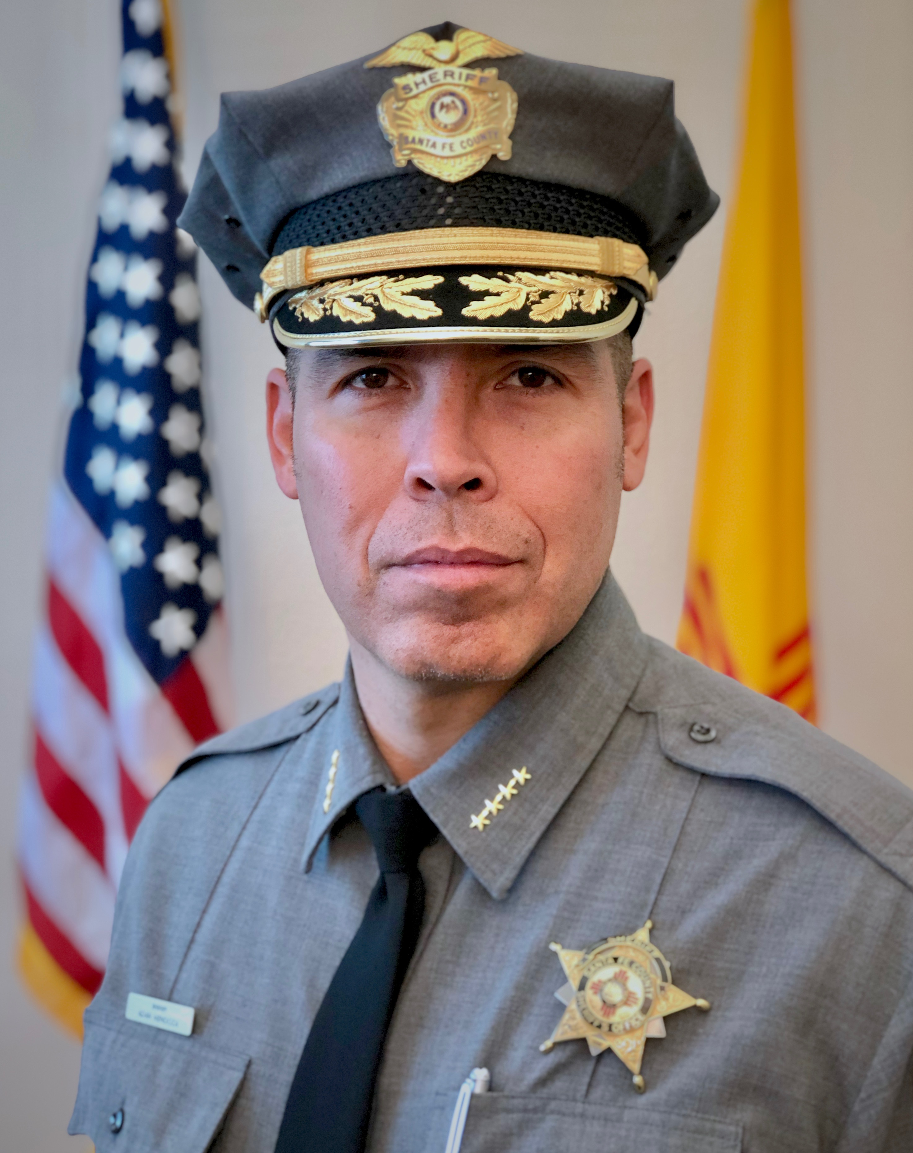 Santa Fe County : Sheriff : Divisions