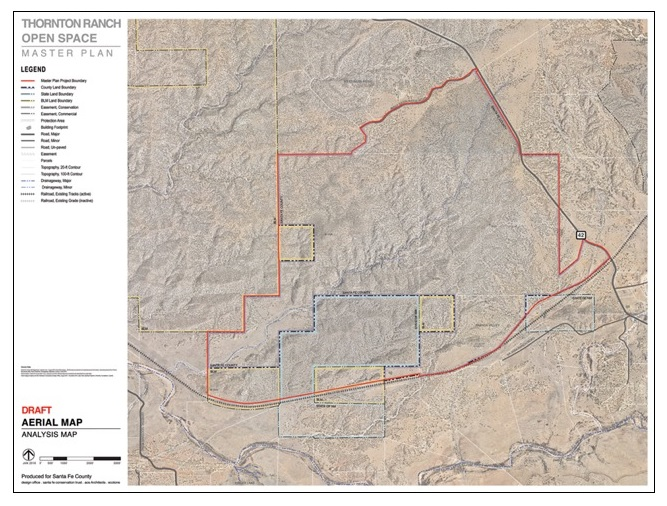 Santa Fe County Open Space Trails and Parks Program Thornton