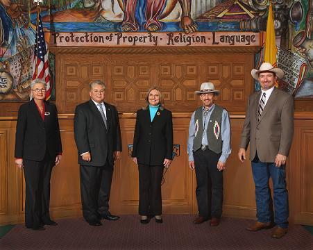 Santa Fe County Commissioners
