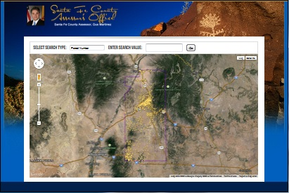 Office of the Santa Fe County Assessor : Searches & Tools